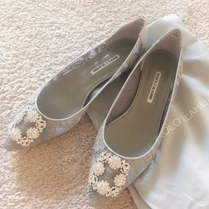 Manolo Blahnik Hangisifla shoes
